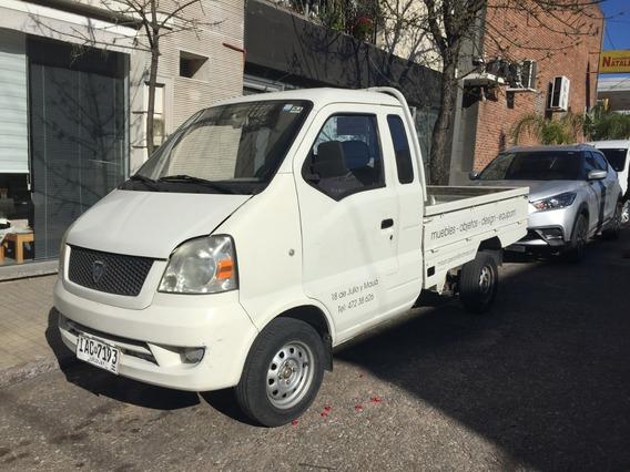 Pick Up Effa Cabina Extendida - Tracción Trasera