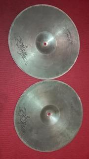 Platillos Hi Hat Zildjian Avedis