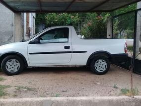 Chevrolet Corsa Pick Up, Motor 1.7 Hp 1999 Blanca 2 Puertas