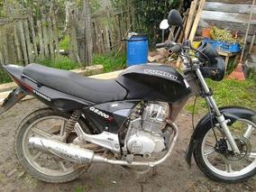 Moto Yumbo Gs 3 200