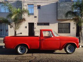 Unica En El País, Vendo Pick-up Studebaker Special Champ1962