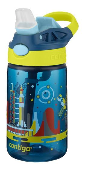 Botella Caramañola Contigo ® Niño Niña Varios Diseños 414ml