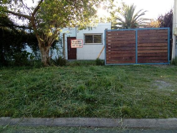 Dueño Alquila Casa En Salinas Sur 2 Dorm Estufa Parrillero