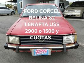 Ford Corcel Belina 3 Puertas