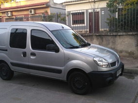 Renault Kangoo 1.6 2 Furgon Confort 5as Lc Cd 2012