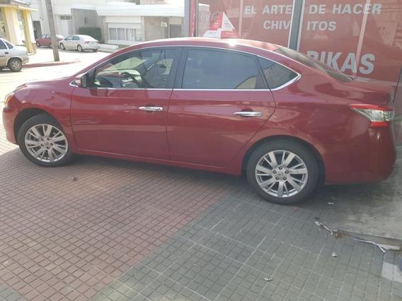 Nissan Sentra Exclusive Cvt 2014