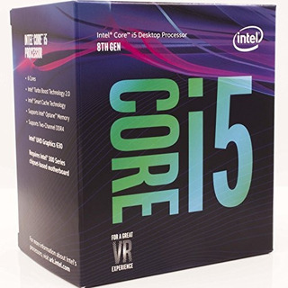Intel Core I5 8600 Desktop Processor 6 Core Up To 4.3ghz