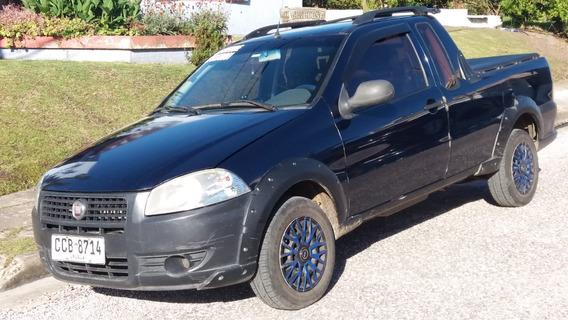 Fiat Strada 2012 Cab Ext 1,4 Full