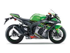 Moto Kawasaki Zx 10 R La Mas Rapida.