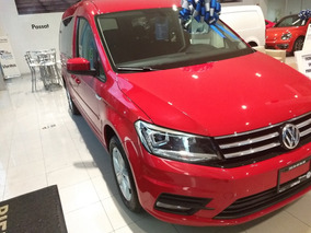 Volkswagen Camioneta Caddy Para 7 Pasajeros 2018