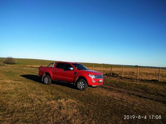 Ford Ranger 2.5 Cs 4x2 Xl Ivct 166cv 2013