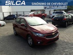 Chevrolet Prisma Ltz Rojo0km Nuevo Modelo 2018