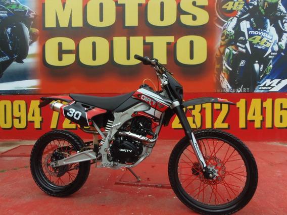 Dirty 150 Agb-30e Nuevita Año 2018 Titular == Motos Couto ==