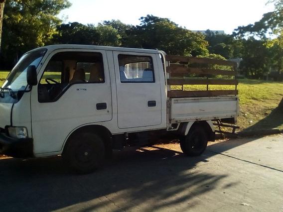 Kia K 2700 Camioneta Doble Cabina Posible Permuta Por Auto