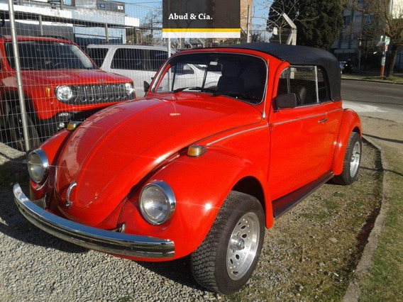 Volkswagen Fusca 1.3 1982 Impecable!