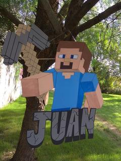 Tarjetas Cumpleanos Minecraft En Mercado Libre Uruguay