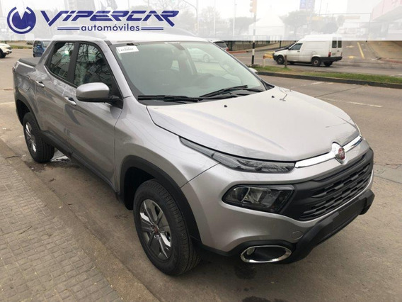 Fiat Toro Freedom At6 Entrega Ya! 1.8 2020 0km