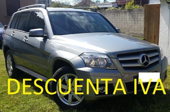 Mercedes Benz Descuenta Glk300 Descuenta Iva