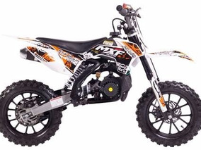 Mini Moto Off Road Minicross 49cc Mxf 0 Km - Motor 2 Tempos