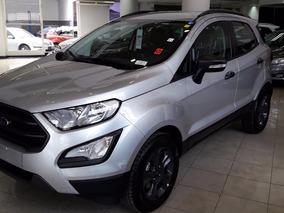 Ford Ecosport 1.5l Se Financiacion 0 Km 2018   Roja Blanca