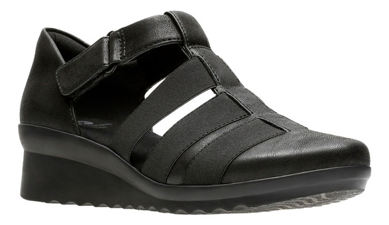 Zapato Dama Clarks Caddell Shine 061.328341000