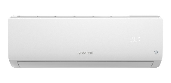 Aire Acondicionado Greenwind Inverter 24000 Btu Wifi