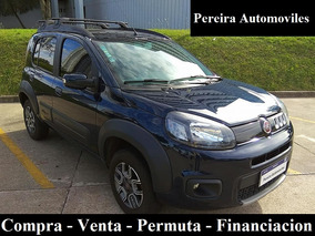 100 % Financiado En Ui Fiat Evo Way Extra Full 1 Dueño 1.4