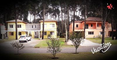 Alquiler Casa En Complejo Solanas (resort) Solanas Village