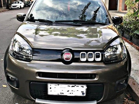 Fiat Uno Way Extra Full Inmaculado, No Hay Mejor!