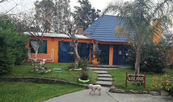 Casa En Parque Del Plata En Mejor Zona.