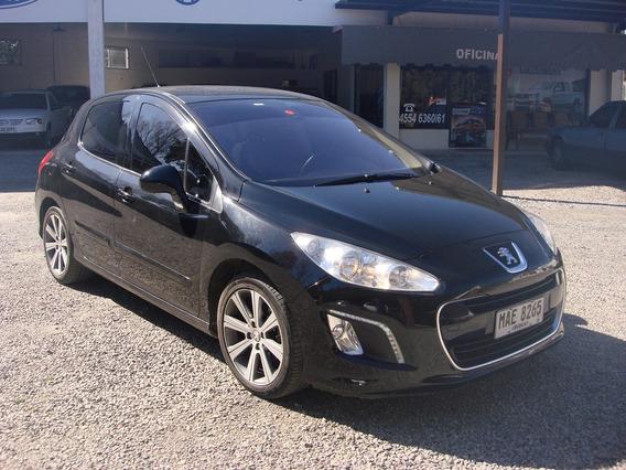 Vendo Peugeot 308 Año 2013 Automático
