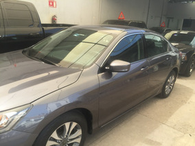 Honda Accord 2.4 Lx Mt 4 Cilindros En Muy Buenas Condicion