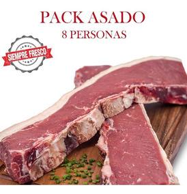 Pack P/8 Picanha+chinchulines+.. Premium - El Novillo Alegre