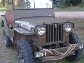 Jeep Willy Cj2a