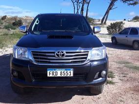 Toyota Hilux 3.0 Cd Srv Tdi 171cv 4x4 2013