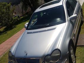 Mercedes-benz Clase C 2.2 C220 Cdi Elegance At