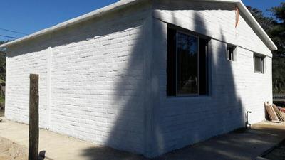 Construccion De Casas.. Llave En Mano!! 42m2 Con Plancha