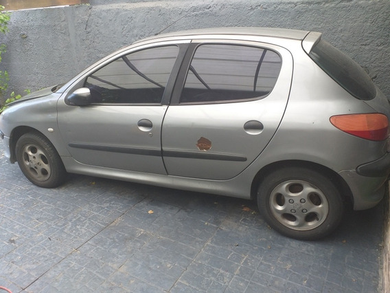 Peugeot 206 1.6 Quicksilver 2006
