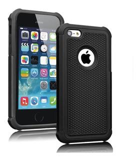 Funda Case iPhone 5c Hard Armor Case Cover Hybrid