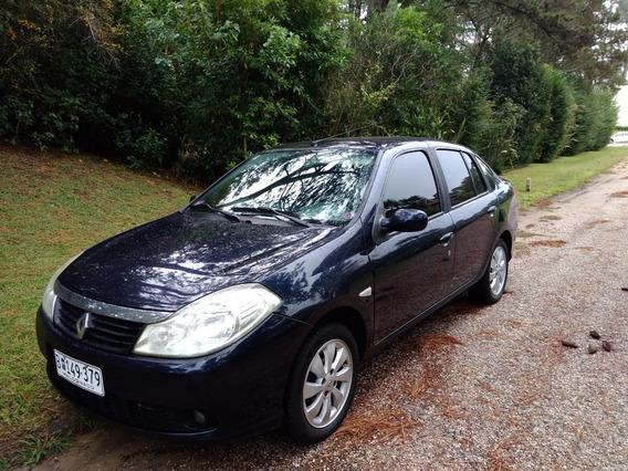 Renault Symbol Privilege 2012 Impecable U$s 10.200