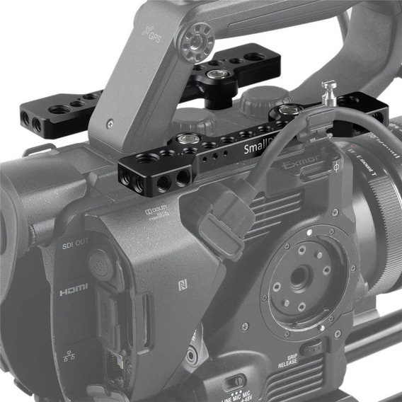 Smallrig Parte Superior Placa De Queso Para Sony Pxw-fs5 / V