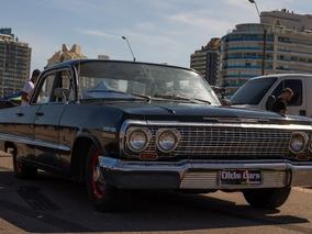 Chevrolet Impala 63 V8