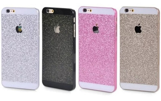 Protector Brillante Glitter iPhone 7 6s 6 Se 5s 5 / Y Plus ®