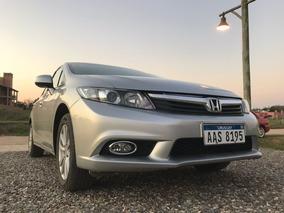 Honda Civic 1.8 Lxs 140hp Mt Descuenta Iva