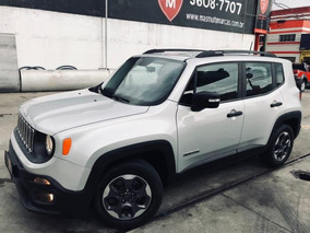 Jeep Renegade Sport 1.8 Flex 2016 Unico Dono Impecável