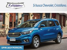Chevrolet Spin 7 Asientos 2019 Manual