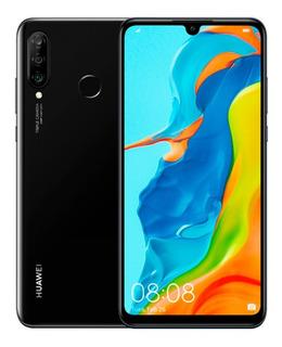 Huawei P30 Lite 128gb Gtía Oficial Triple Cám + Estuche Loi