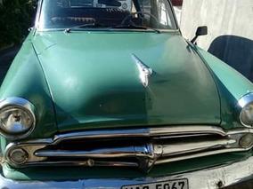 Dodge 1954 Deluxe En Excelente Estado Pronto Para Transferir