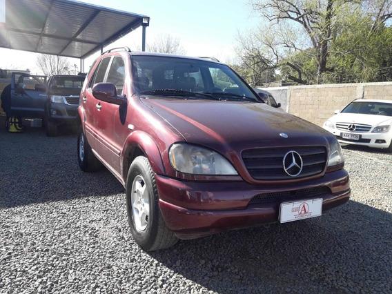 Mercedes-benz Ml 3.2 Ml320 At Luxury 2001