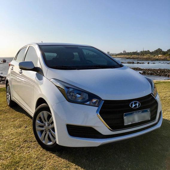 Hyundai Hb20 Comfort Plus 1.6 16v Permuto Financio